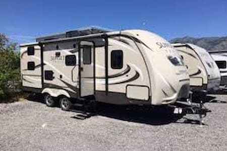 American home on wheels - Arundel - Campingvogn