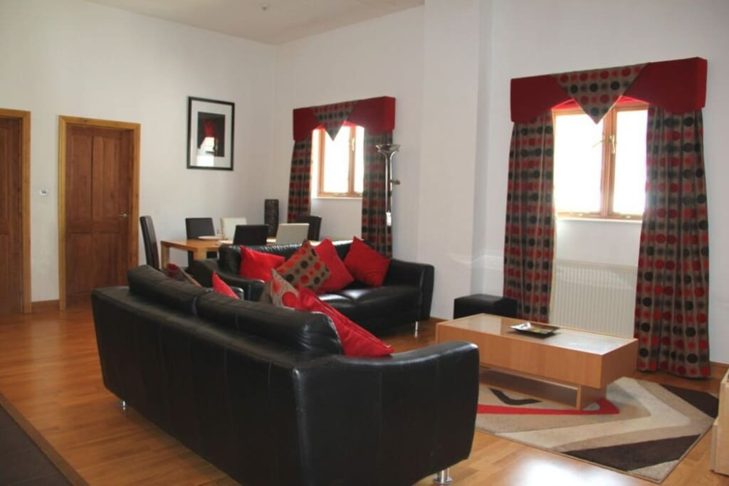 Keswick Loft, Keswick, Lounge, Lakes Cottage Holidays