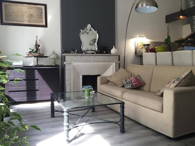 A resting point in the heart of the visit... - Marseille - Appartement