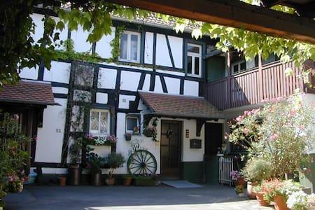 Haus mit Garten in idyllischer Hofanlage - Bruchhausen
