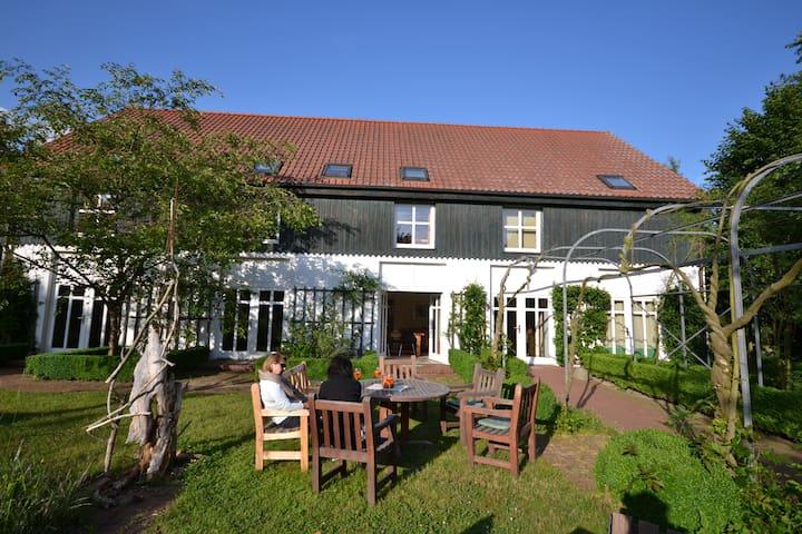 Märkische Höfe  in der Prignitz - Temnitzquell - House