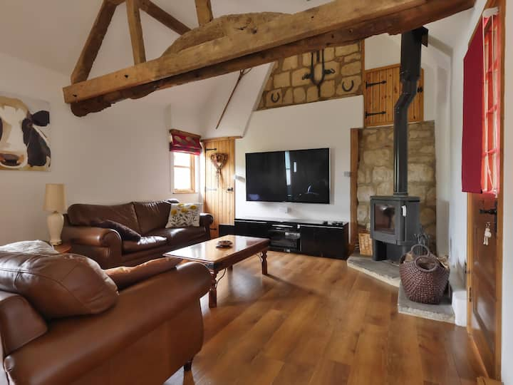 Cosy cottage in rural Buckinghamshire