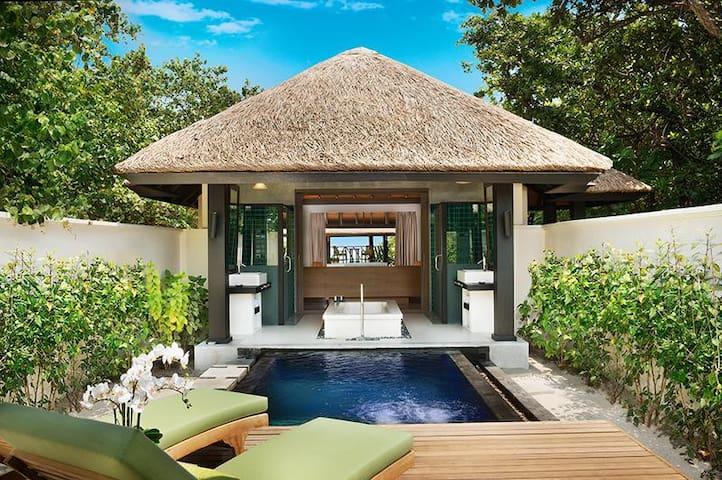 JA Manafaru - Beach Villa with Private Pool