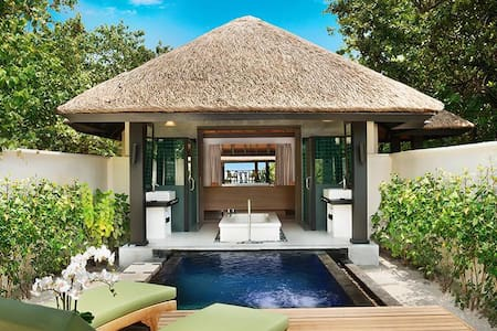 JA Manafaru - Beach Villa with Private Pool
