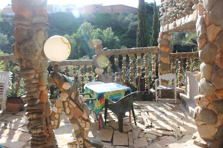 Paraíso de Piedra apartamento 3 AnatoliaGreen