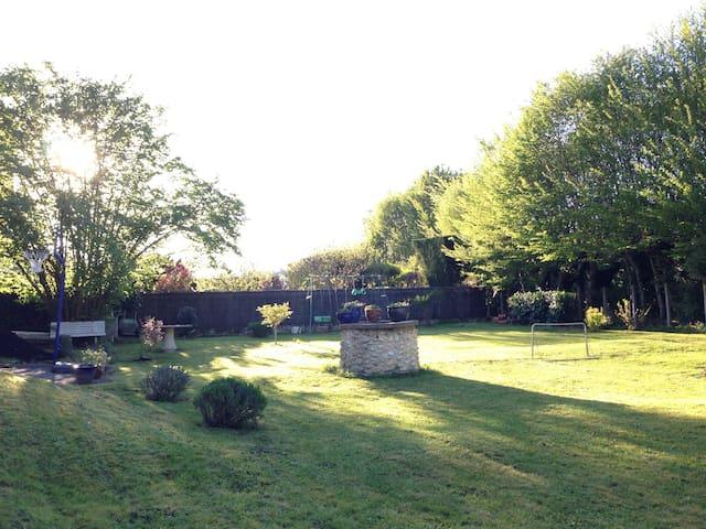 Maison campagne Dordogne 7pers150m2 - Neuvic