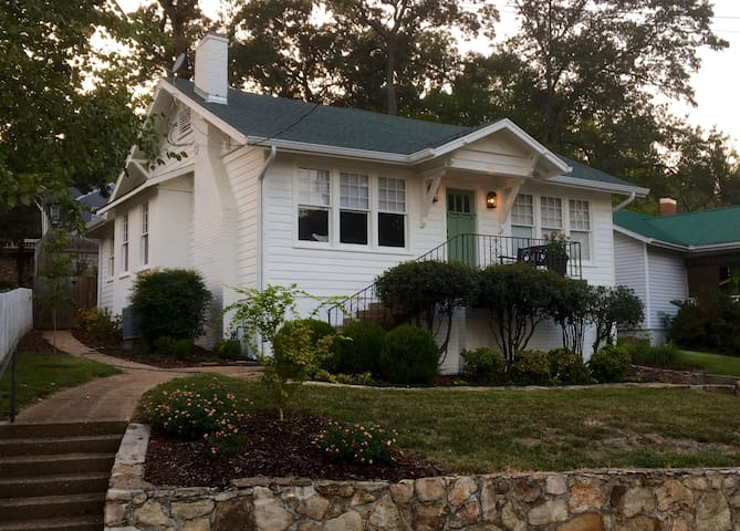 Charming North Chatt Bungalow close to downtown