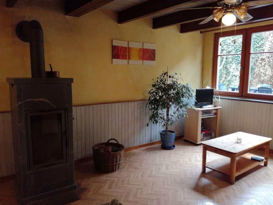 Salon - Entrée