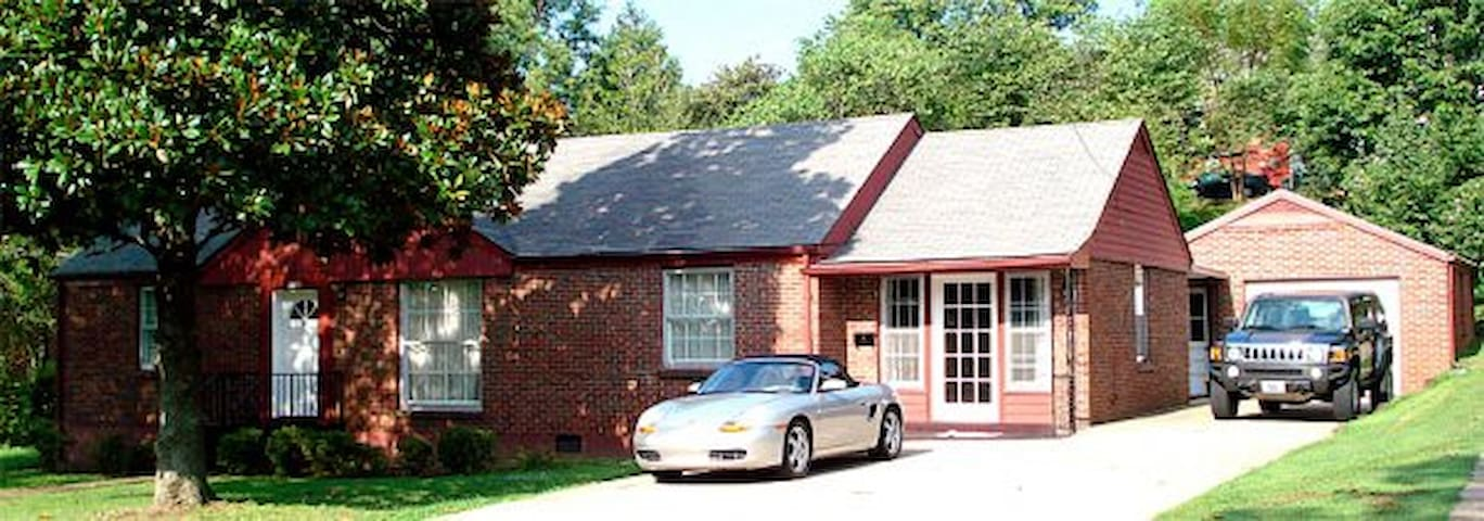 Modest quiet relaxing home by Old Hickory Lake - Nashville - Huis