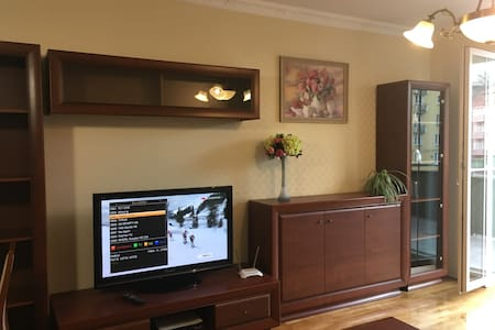 Rental of apartment in Karlovy Vary (city center)