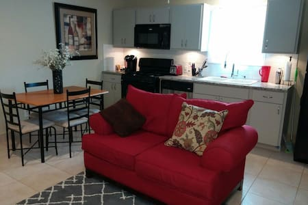Spacious private house apartment - Houston - Maison