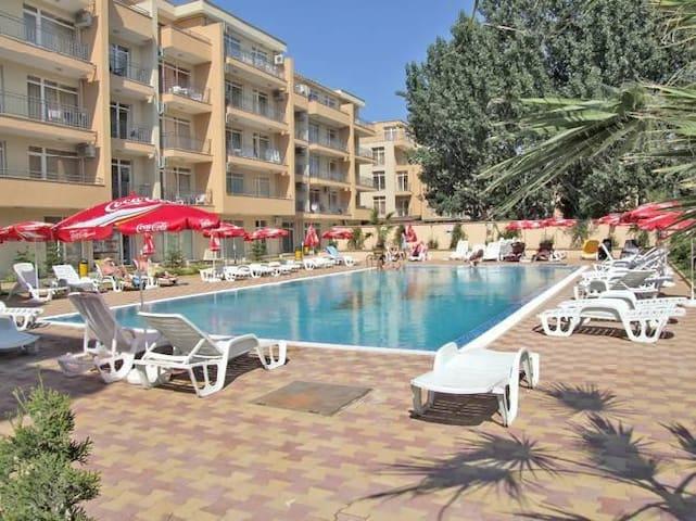 2 bedroom apartment Kamelia Garden, Sunny Beach - Sunny Beach - Leilighet