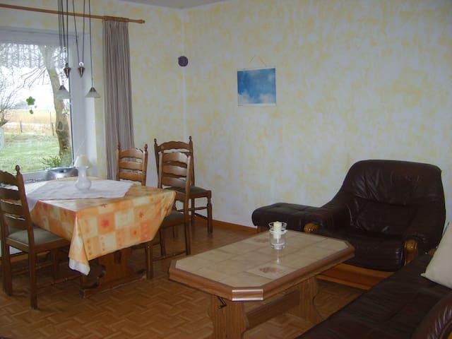 """Ferienhof Thiele, (Wangerland), Ferienwohnung """"Seehund"""", 70qm, 2 Schlafzimmer, max. 5 Personen"""
