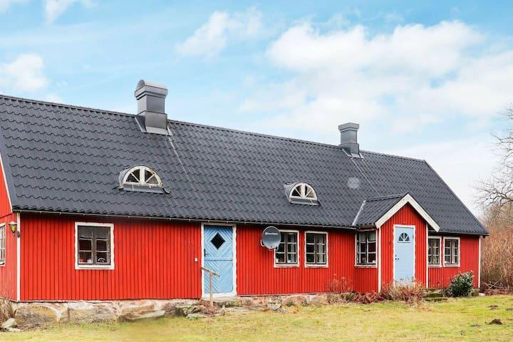 Maison de vacances pour 5 a Brösarp