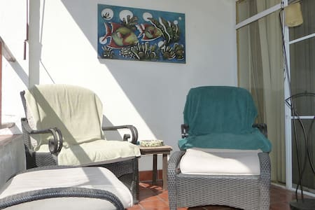 Fantastic seaview condo close to La Paz Boardwalk - La Paz - Apartment