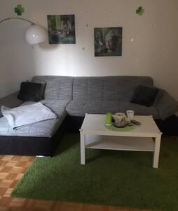 Gemütliche 2 Zimmerwohnung mit Terasse