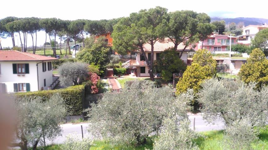 Appartamento in Villa a Collodi