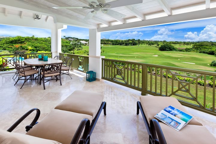 Royal Westmoreland - Cherry Red: Great Golf Views