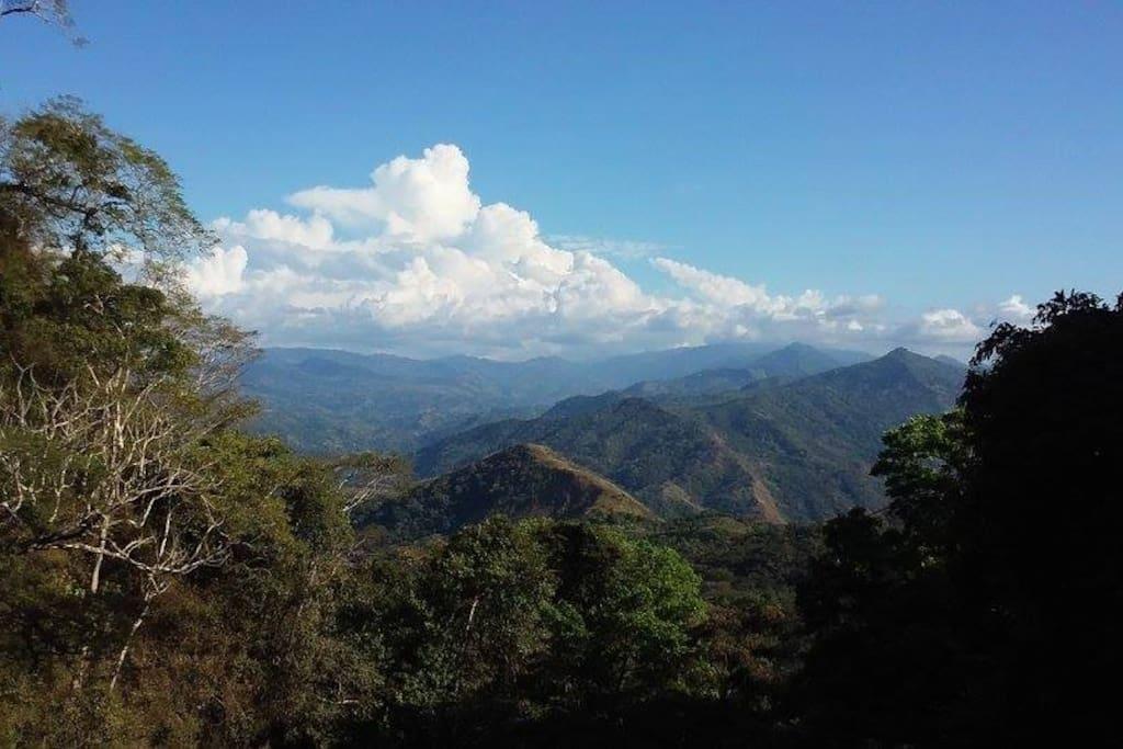 Boruca Mountains