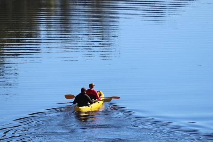 Clyde River - Private River Front - Luxury Escape