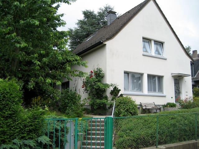 Wohnung zum Wohlfühlen - Solingen - Appartement