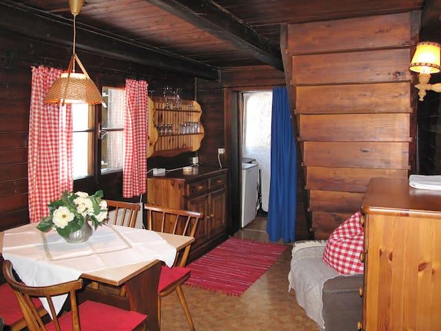 Blockhaus Huberhof - Wildschönau - Huis