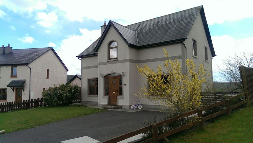 Village in heart of wicklow way - Shillelagh - Huis