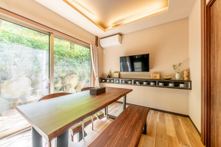 GoTo!/NEW/10P House/11min from Hakone Hot Springs