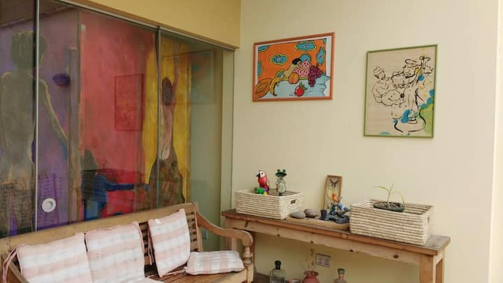 Stylish, cozy and comfy rooms in Surco, Lima