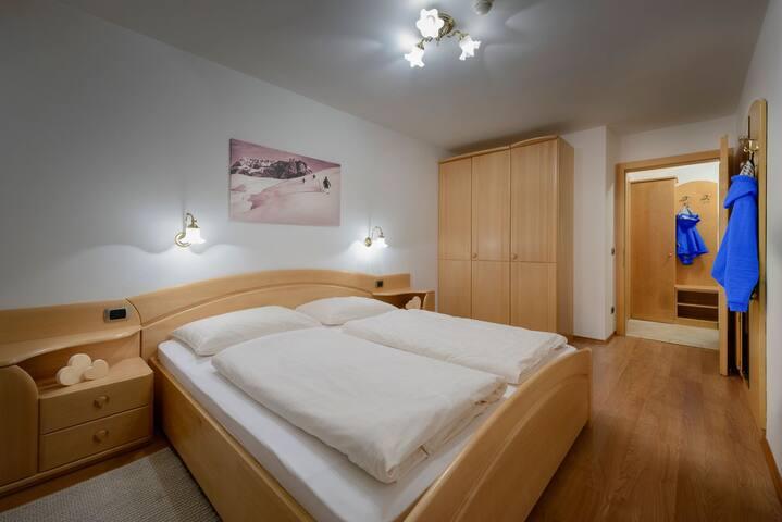 Apartment 2 - 1° floor (Southwest)- 40 m² - Santa Cristina Valgardena - Daire