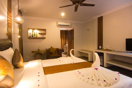 Deluxe Double - The Clay d'Angkor - Siem Reap - Bed & Breakfast
