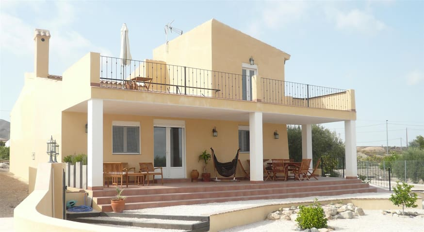 Beautiful 4 bed  villa with large pool - Mazarrón - House