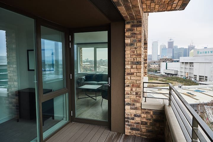 Modern Three bedroom apartment-Panoramic view