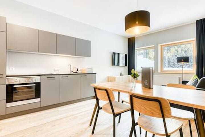 Apartment Typ 7 (2-4 People)