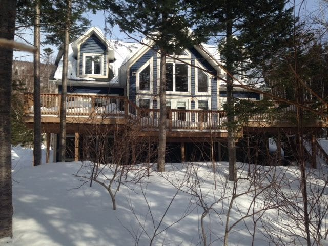 Stunning Chalet in Humber Valley Resort