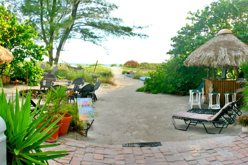 Treasure Island Beach House For Rent