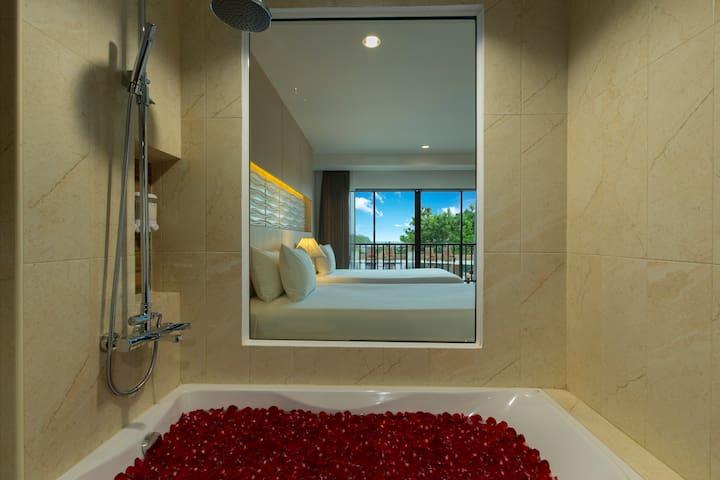 Sea View Room - Chanalai Garden Resort Kata Beach Phuket