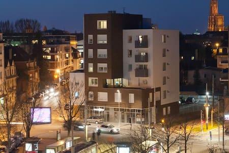 Studio quartier Neudorf très proche du centre - Strasbourg