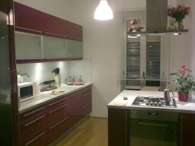 Affitto settimanale appartamento arredato
