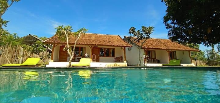 La Cama Bali - Delamotte