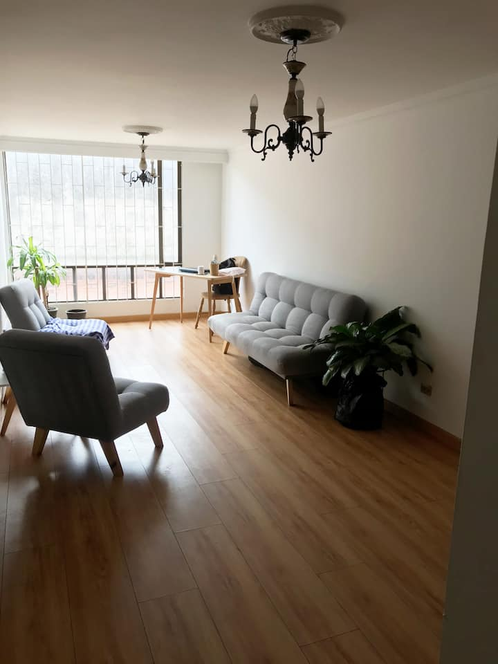 Apartamento Acogedor - A comfortable place to stay