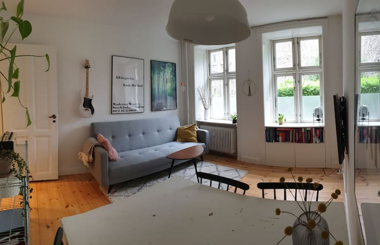 Green area - cozy flat near The Lakes and centrum