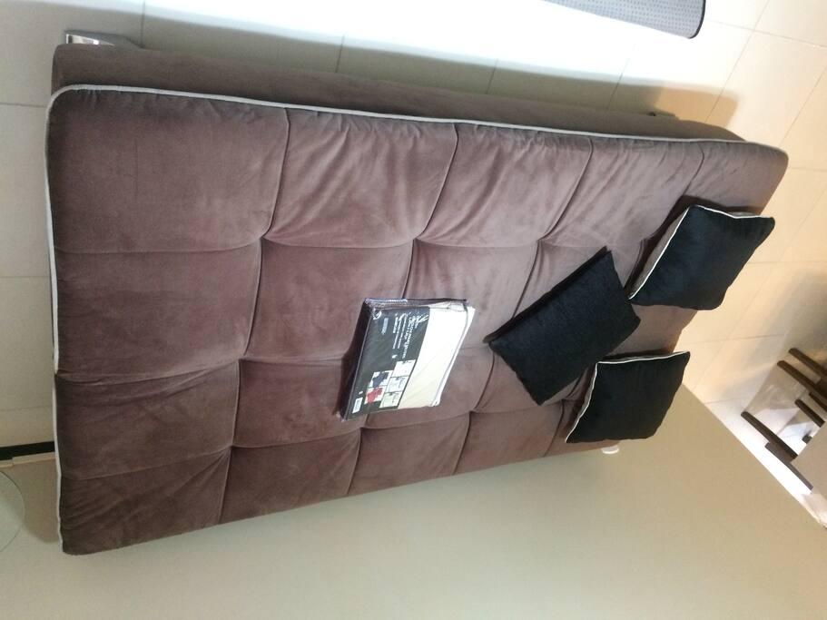 Sofá cama - Sala de estar