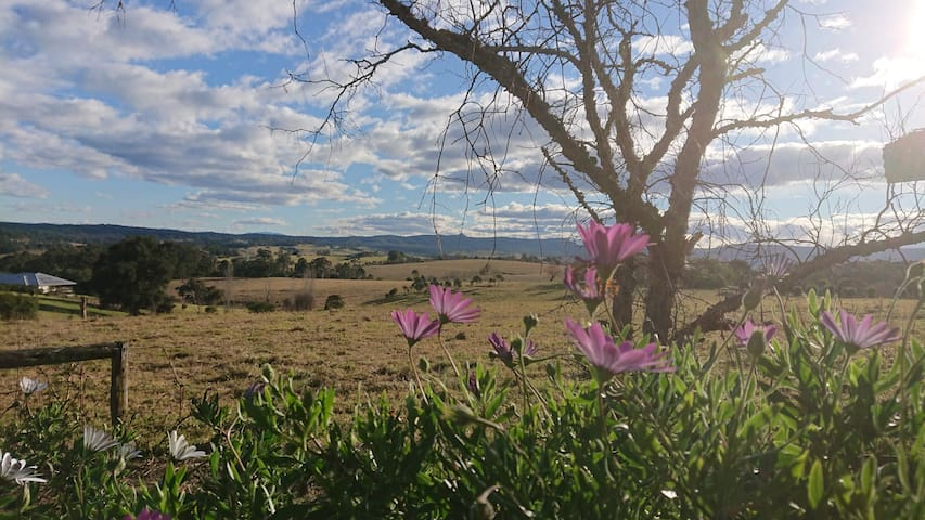 Rustic farm stay Milton Ulladulla NSW.