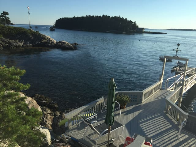 Norway Pines Oceanfront Cottages