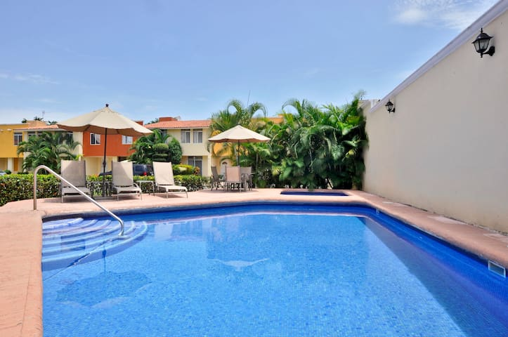 Cozy, great location for PV holiday - Puerto Vallarta - Haus