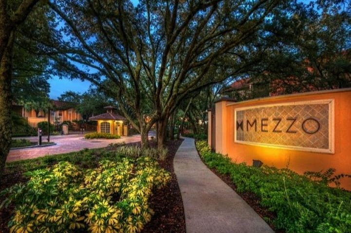 Two Bedroom Apartment at Mezzo of Tampa Palms