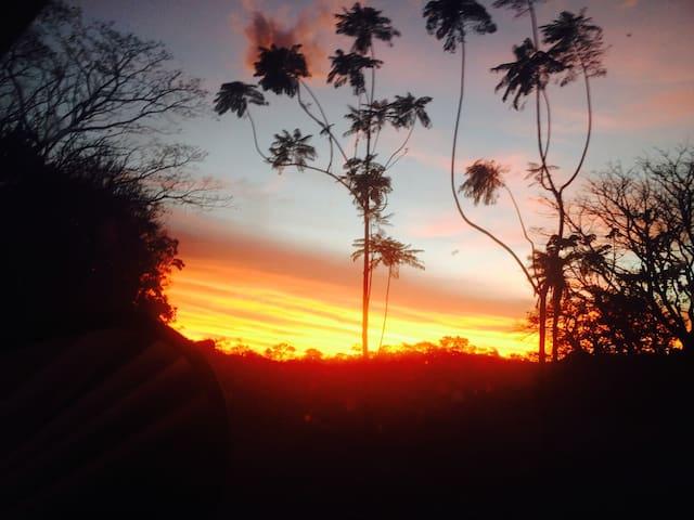 Romantico Bungalow rodeado de autentica naturaleza - Bagaces