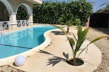Villa Corossol - entre océan et Lagune