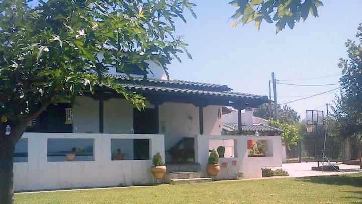 Beach House Central Greece